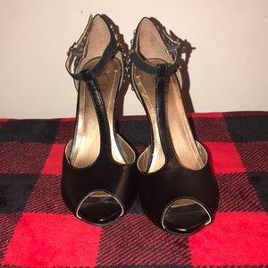 BCBG sexy heels.